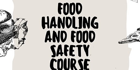 Food Handler and Food Safety Course tickets