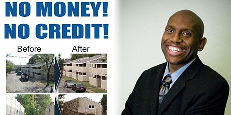 No Money, No Credit?.. No Problem! Real Estate Webinar biljetter