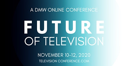 Future of Television 2020 tickets