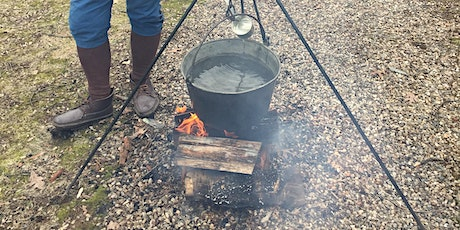 Foodways: Open Fire Cooking: Camp Cooking tickets