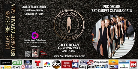 DALLAS PRE-OSCARS - RED CARPET CATWALK GALA tickets