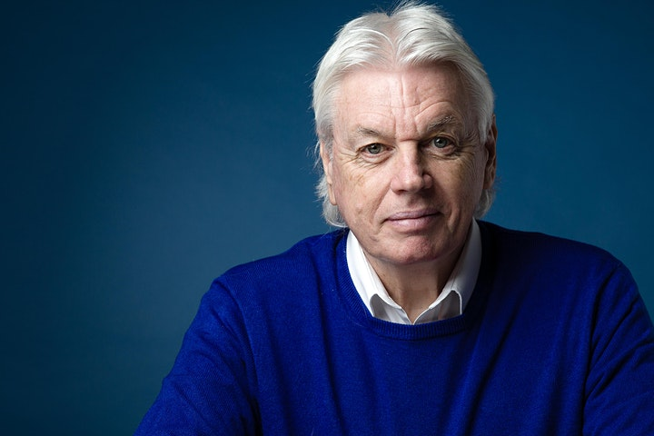 imagem David Icke - Live In Lisbon - The Answer - Saturday 23rd October 2021