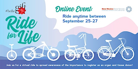 BeTheGift Ride for Life - New Mexico tickets