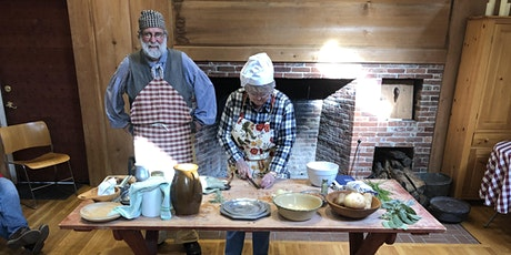 Foodways: Hearth Cooking: Butter, Soft Cheese, Soups and Stews tickets