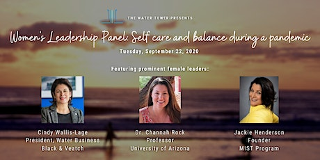 Women's Leadership Panel: Self care and balance during a pandemic tickets