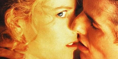 Adaptação: entre a literatura e o Cinema | De olhos bem fechados ingressos