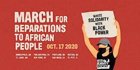 Philly - March for Reparations to African People tickets