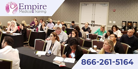 Ultrasound Guided Interventional Pain Mngmt Procedures Training, NY tickets