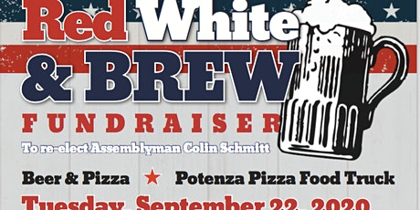 Re-elect Assemblyman Schmitt-- Red, White and Brew Fundraiser! tickets