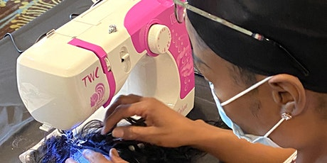Chicago, IL | Enclosed Wig or U-Part Wig Making Class Sewing Machine tickets