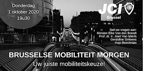 Brusselse mobiliteit morgen tickets
