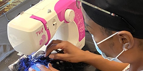 Charlotte NC | Enclosed Wig or U-Part Wig Making Class Sewing Machine tickets