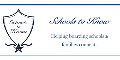 """Schools to Know"" Boarding School Fair in Bermuda tickets"