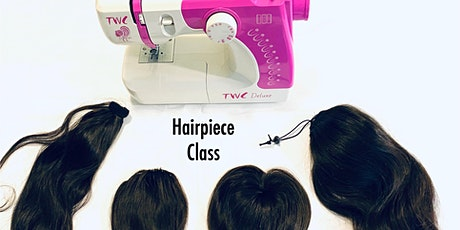 Charlotte NC | Hairpiece Making Class with Sewing Machine tickets