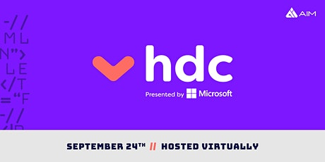 AIM Heartland Developers Conference (HDC) 2020 tickets