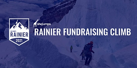 SheJumps Rainier Fundraising Climb 2021 tickets