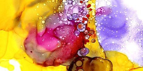 Discover  Alcohol Ink with Karen Biko tickets