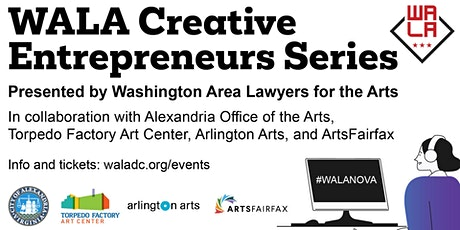 WALA Creative Entrepreneurs Series: Contracts & Licensing tickets