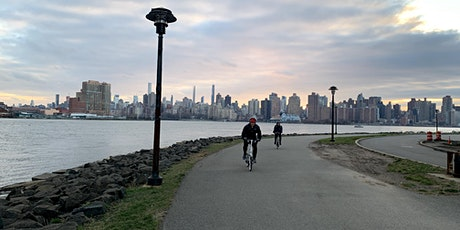 Join us for a small, socially-distanced bike ride at Randall's Island Park! tickets