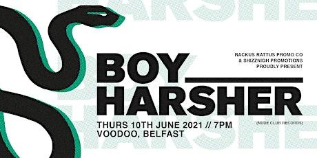 Boy Harsher: Voodoo, Belfast - 10th June 2021 tickets