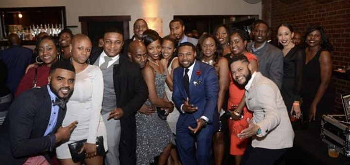 Single Black Professionals Meet-up (Ages 23-45) image