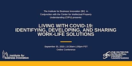 UC Berkeley Webinar: Living with Covid-19 tickets