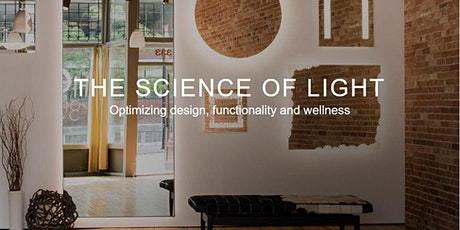 CEUWebinar The Science of Light Optimizing design, functionality & wellness tickets