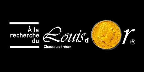 A la recherche du Louis d'Or : Chasse au Trésor Angers 1 billets