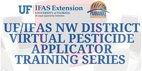 UF/IFAS NW District 2020 Virtual Pesticide Applicator Training Series tickets