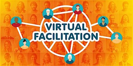 Virtual Facilitation Workshop • Cohort #10 tickets