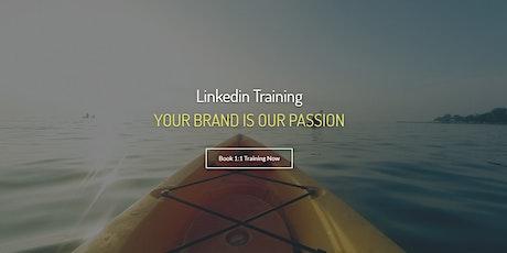Linkedin Training Dallas DFW Virtual tickets