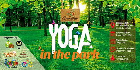Yoga in the Park - Free tickets