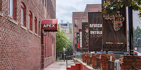 Timed Ticketed Admission - APEX Museum tickets