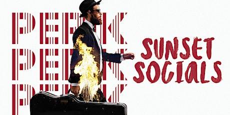 Pepik Sunset Socials tickets