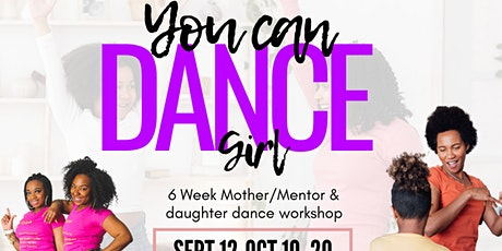 You Can Dance Girl Workshop tickets