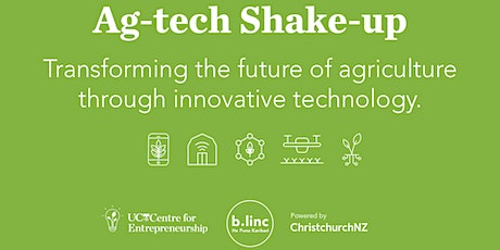 Big Challenge - Ag-tech Shake-Up tickets