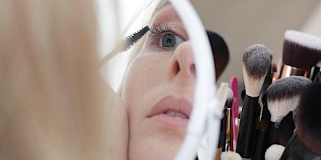 Clean Makeup Masterclass tickets