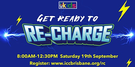 Kids Re- Charge tickets