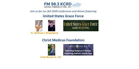 FM 98.3 KCRD Conference on Catholic Healthcare tickets