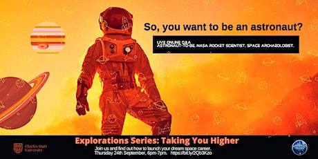 Explorations Series: Taking You Higher tickets