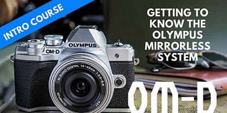 Intro to the Olympus system. tickets