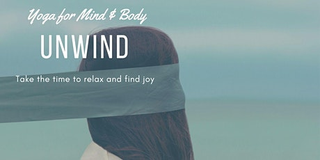 De-stress & Relax Yoga (FREE) tickets