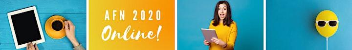 AFN 2020 Online Conference image