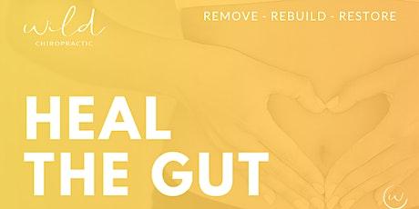 Heal the Gut tickets