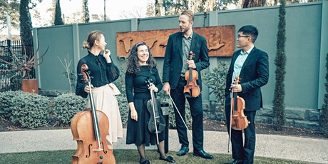 Spring Concert Series Live | Bronzewing String Quartet tickets