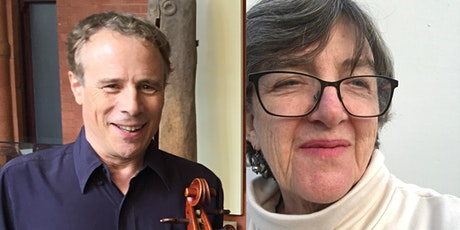 Spring Concert Series Live | Catherine Finnis and Graham Strahle tickets