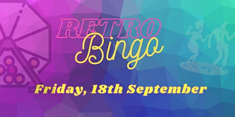 Retro Bingo tickets
