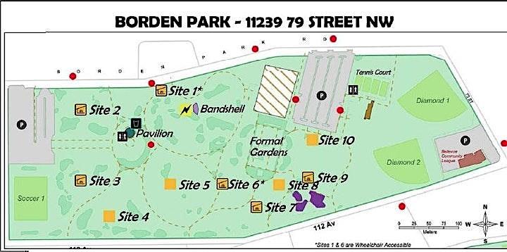 Free Summer Concerts in Borden Park image