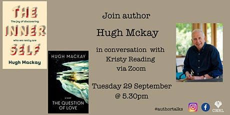 Hugh Mackay in conversation with Kristy Reading tickets