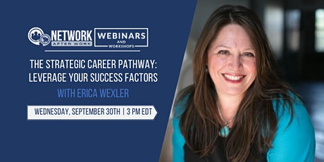 The Strategic Career Pathway: Leverage Your Success Factors tickets